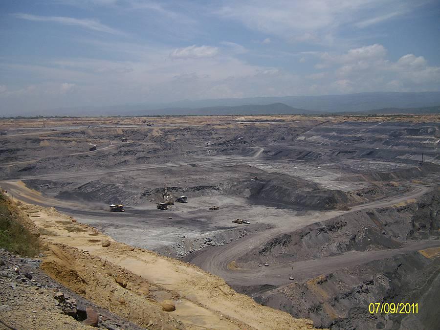 Kohletagebau
