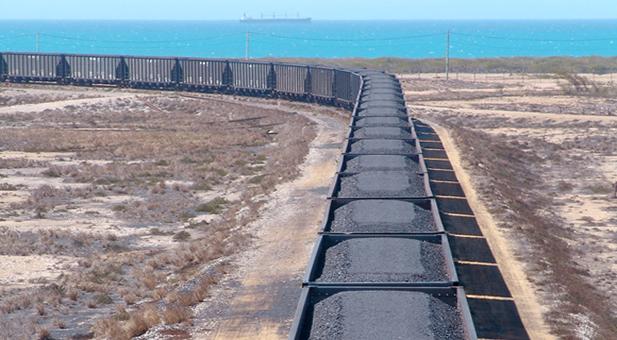 tren carbon-cerrejon