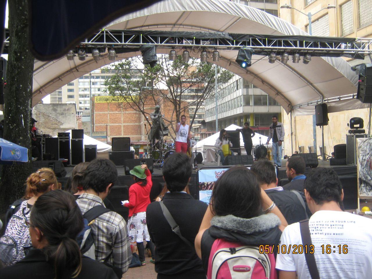 Bühnen Bogotá